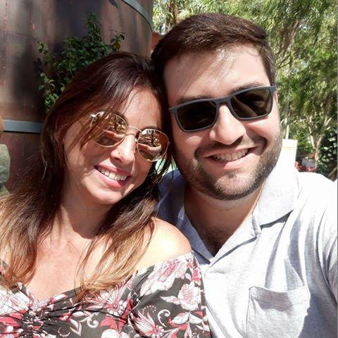 Simone De Paula E Marcos Arthuso