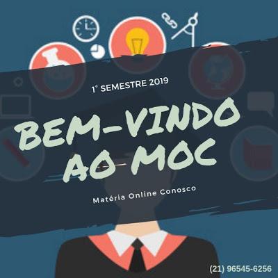 MOC Matéria Online Conosco