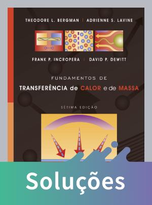 Fundamentos de Transferência de Calor e de Massa - 7ª Ed. 2014
