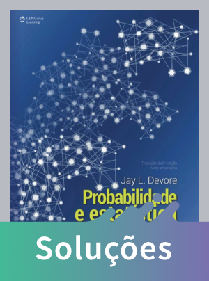 Probabilidade e Estatística Para Engenharia e Ciências - 8ª Ed. 2014