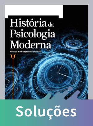 Historia da Psicologia Moderna