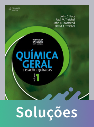 Química Geral e Reações Químicas - Vol.1 - 9ª Ed. 2015