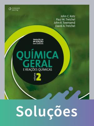 Química Geral e Reações Químicas - Vol. 2 - 9ª Ed. 2015