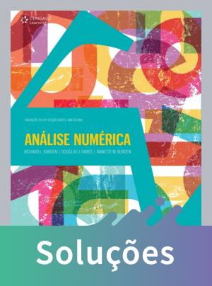Análise Numérica - Tradução da 10ª Edição Norte-Americana