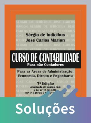 Curso de Contabilidade Para Não Contadores - 7ª Ed. 2011