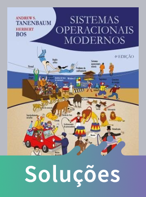 Sistemas Operacionais Modernos - 4ª Ed. 2016