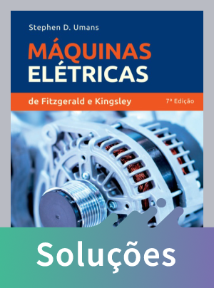 Máquinas Elétricas de Fitzgerald e Kingsley - 7ª Ed. 2014